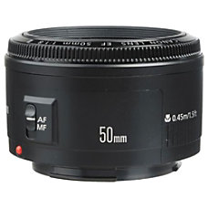 Canon EF 50mm f18 II Standard