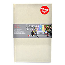 Cachet Canvas Sketch Book 8 12