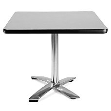 OFM Multipurpose Folding Table Square 36