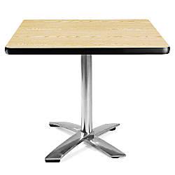 OFM Multipurpose Folding Table Square 36