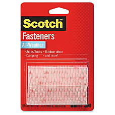 Scotch Dual Lock Fastener 1 Width