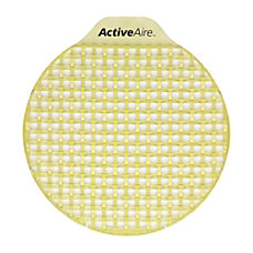 ActiveAire Low Splash Deodorizer Urinal Screens