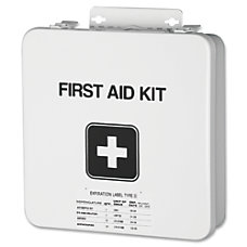 SKILCRAFT IndustrialConstruction First Aid Kit 169