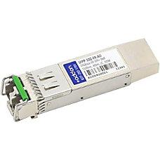 AddOn Napatech SFPP 10G ER Compatible