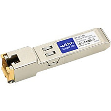 AddOn Cisco SFP GE T Compatible