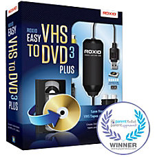 Corel Easy VHS to DVD v30