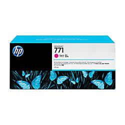 HP 771 High Yield Magenta Ink