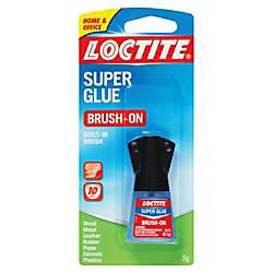 Loctite Brush On Super Glue 018