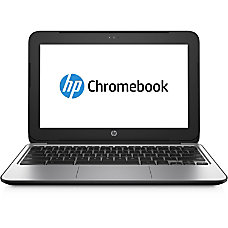HP Chromebook 11 G3 116 LED