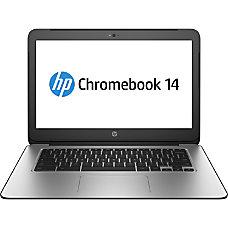 HP Chromebook 14 G3 14 Touchscreen