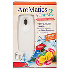 TimeMist AroMatics Tropical Air Freshener Kit