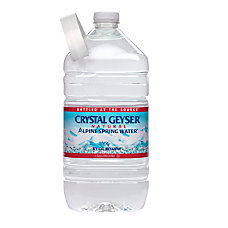 Crystal Geyser Spring Water 1 Gallon