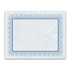 St James Design Bond Blank Certificates