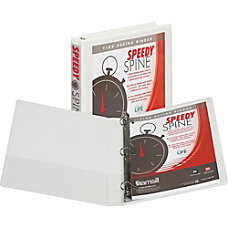 Samsill Speedy Spine 191C Ring Binder