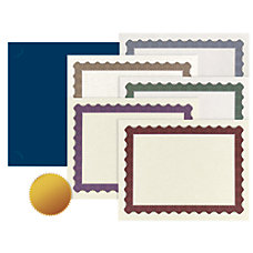 Great Papers Certificate Kit 12 x