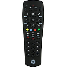 GE 4 Device Universal DVR Remote
