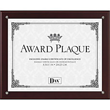 Dax Plaque In An Instant Kit