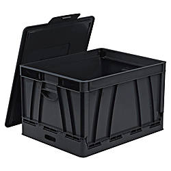 Storex Collapsible Storage Crate External Dimensions