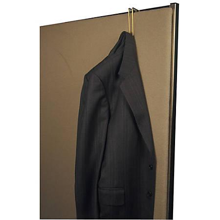 Artistic single hook partition coat clips 1 hooks for for Artistic coat hooks