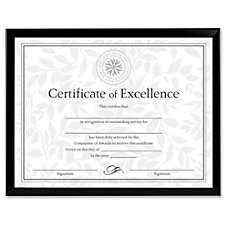 Dax Burns Grp U Channel Certificate