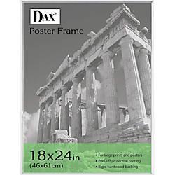 DAX Clear U Channel Poster Frames
