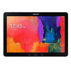 Samsung Galaxy Tab Pro Tablet With