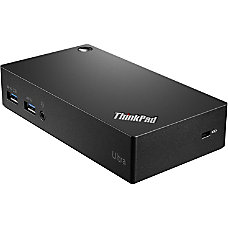Lenovo ThinkPad USB 30 Ultra Dock