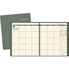 AT A GLANCE Monthly Planner 8