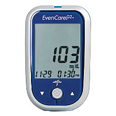 EvenCare Test Strips For EvenCare G2