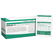 Medline Neolon 2G Disposable Powder Free