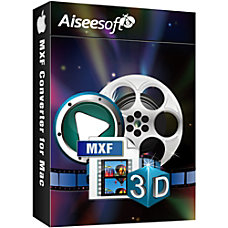 Aiseesoft MXF Converter for Mac Download