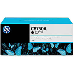 HP C8750A Edgeline Black Original Ink