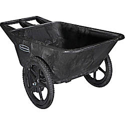 Rubbermaid Commercial Big Wheel Cart 300