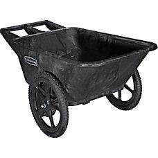 Rubbermaid Commercial Big Wheel Cart 300