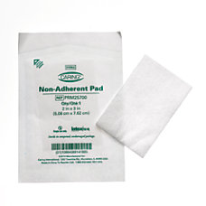Caring Sterile Non Adherent Pads 2