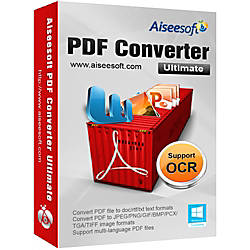 Aiseesoft PDF Converter Ultimate Download Version