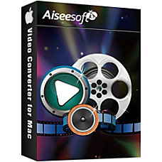 Aiseesoft Video Converter for Mac Download