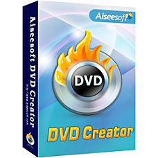 Aiseesoft DVD Creator Download Version