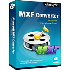 Aiseesoft MXF Converter Download Version