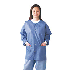 Medline Multilayer Lab Jackets X Large