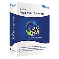 Stellar Audio Video Converter Download Version