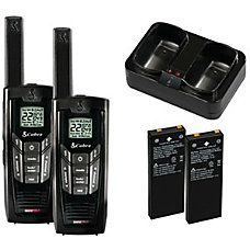 Cobra MicroTalk CXR925 Two Way Radio