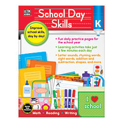 Thinking Kids School Day Skills Grade