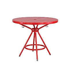 Safco CoGo OutdoorIndoor Round Table 30