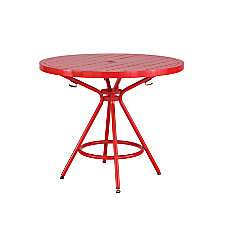 Safco CoGo OutdoorIndoor Round Table 30