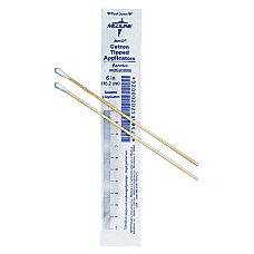 Medline Sterile Cotton Tipped Applicators 6