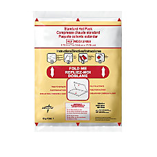 Medline Single Use Instant Hot Pack