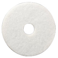 Niagara 4100N Polishing Pads 12 White