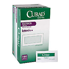 CURAD Bacitracin Ointment Foil Packs 003