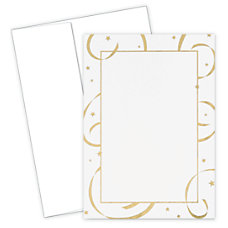 Great Papers Flat Card Invitation 5